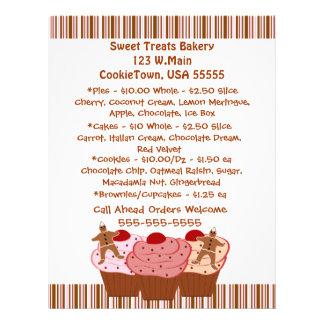 Bakery Business Flyer