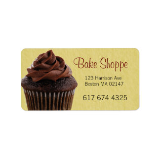 bakery business labels