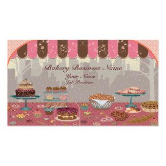 Bakery Business Shop Business Card