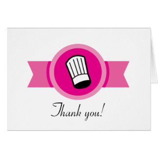 Bakery, Chef, Culinary Teacher Cards