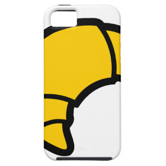 Bakery Croissant Tough iPhone 5 Case