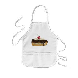 Bakery Eclair kids apron