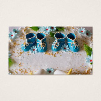 Bakery for twins business card