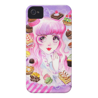 Bakery Girl iPhone 4 Cover