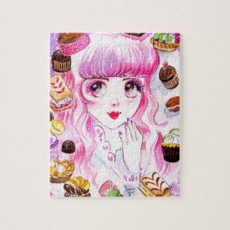 Bakery Girl Jigsaw Puzzle
