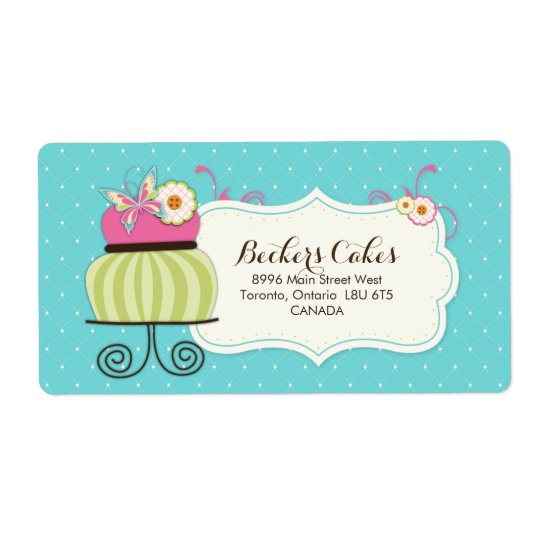 Bakery Packaging Labels