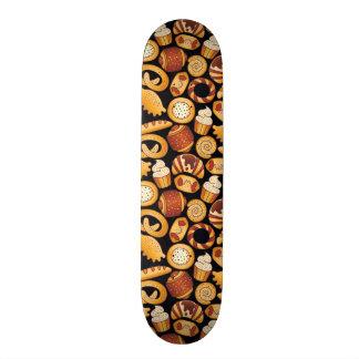 Bakery products custom skate board