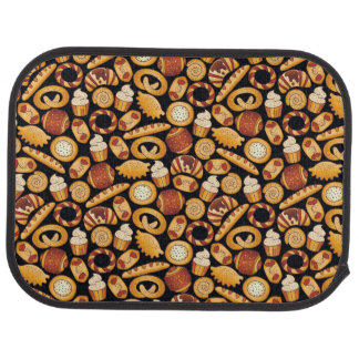 Bakery products floor mat