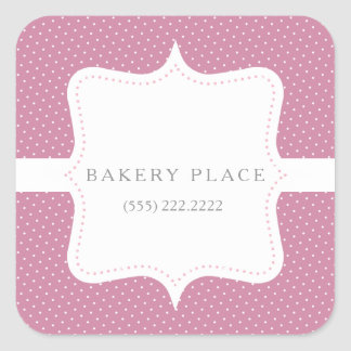 Bakery Shop Stickers