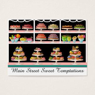 Bakery / Sweet Shop / Ice Cream Business Card
