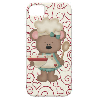 Baking Bear iPhone 5 case mate barely there