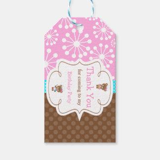 Baking Bears Thank You Gift Tag