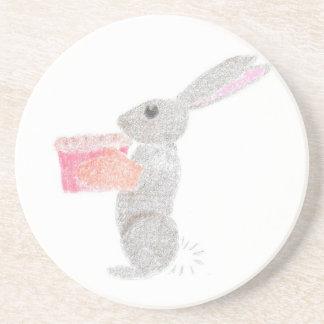 Baking Bunny Coaster