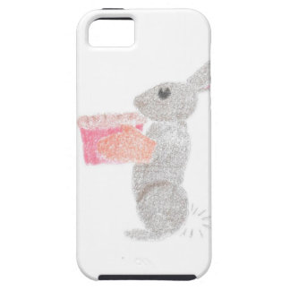 Baking Bunny Tough iPhone 5 Case