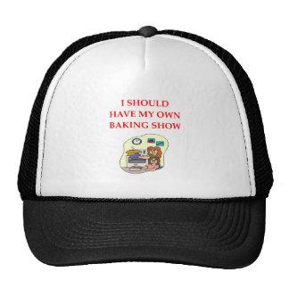 baking cap