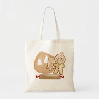 Baking Christmas Cookies Bag
