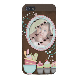 Baking cupcakes iphone 5 case