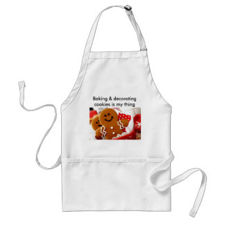 Baking & Decorating Cookies Standard Apron