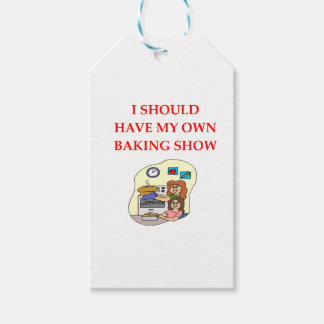 baking gift tags