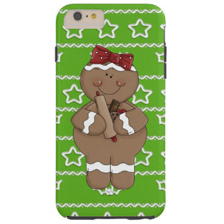 Baking Gingerbread iPhone 6 plus tough case