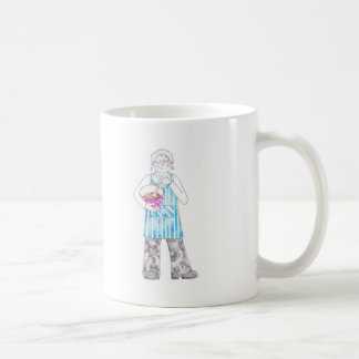 Baking Lady Coffee Mug