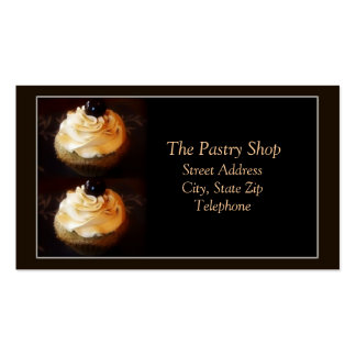 Baking/Pastry Shop Business Cards