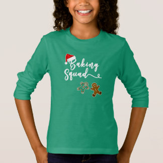 Baking Squad, Baking Team. Christmas T-Shirt