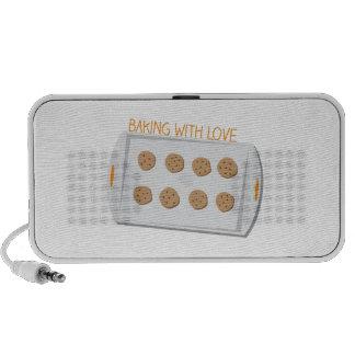 Baking With Love Portable Speaker