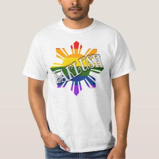 """""""Baklush""""  Gay Filipino T-Shirt"""