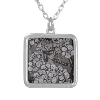 Balance Above By Carter L Shepard Silver Plated Necklace