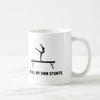 Balance Beam Coffee Mug