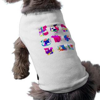 Balance Sleeveless Dog Shirt