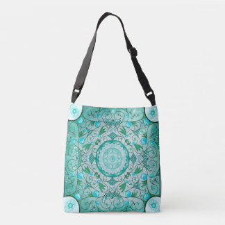Balance of Nature Healing Mandala Bag