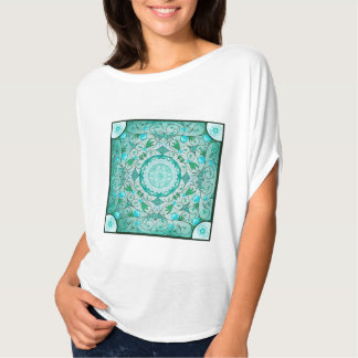 Balance of Nature Healing Mandala Tee