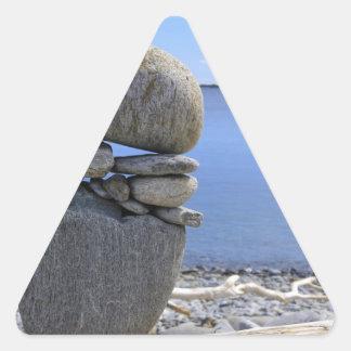 Balance Triangle Sticker