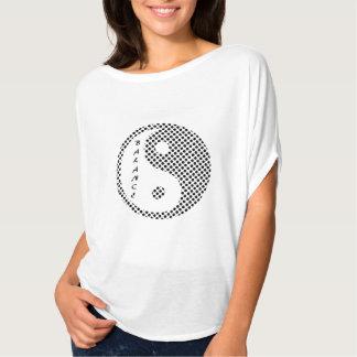 Balance - Yin Yang Yoga Top Tee Shirt