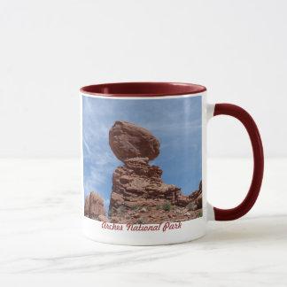 Balanced Rock- Arches National Park Mug