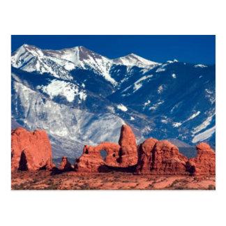 Balanced Rock Trail Postcard