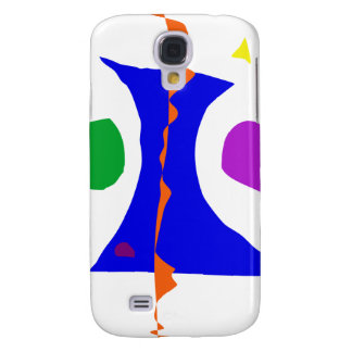 Balancing on Fire Galaxy S4 Cover