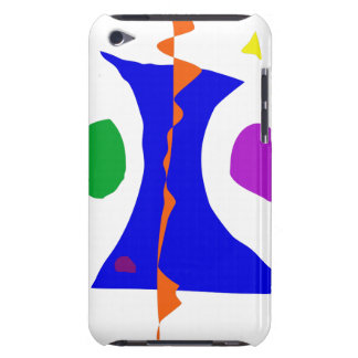 Balancing on Fire iPod Touch Case