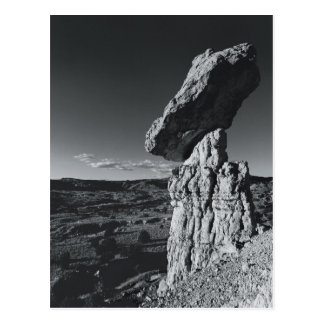 Balancing Rock, New Mexico Postcard