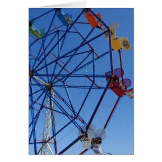 Balboa Ferris Wheel Greeting Card