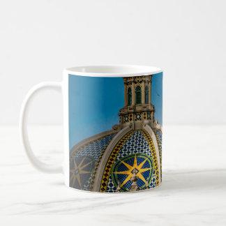 Balboa Park San Diego Mosaic Dome Wedding Coffee Mug
