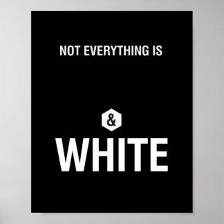 "Balck & White - 8""x10"" Art Print"