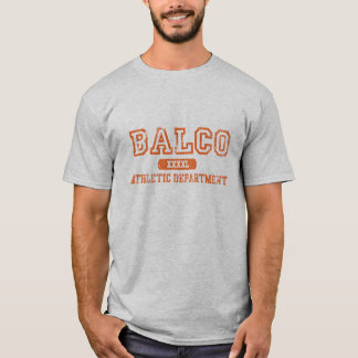 BALCO ATHLETIC DEPARTMENT T-Shirt