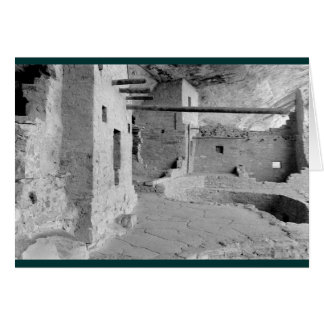 Balcony House, Mesa Verde National Park Greeting Card