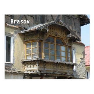 Balcony Postcard