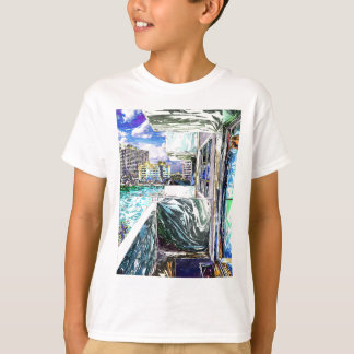 Balcony With A View T-Shirt