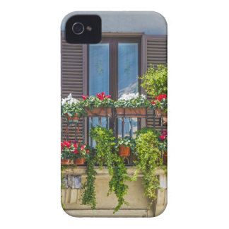 balcuny in piazza navona Case-Mate iPhone 4 case