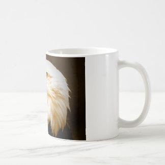 Bald American Eagle Eye Mug